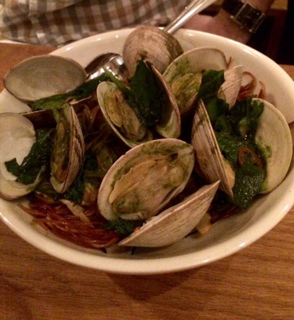 momofuku nishi clams lisboa