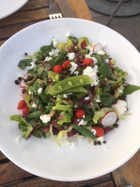 stk salad